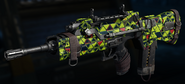 FFAR Gunsmith Model Integer Camouflage BO3