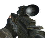 M16A4 Thermal Scope MW3