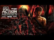 80's Action Heroes Trailer - Season Three - Call of Duty®- Black Ops Cold War & Warzone™