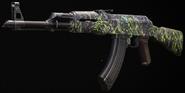 AK-47 Banished Gunsmith BOCW