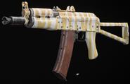 AK-74u Rising Tiger Gunsmith BOCW
