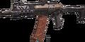 AKS-74U model CoDMobile