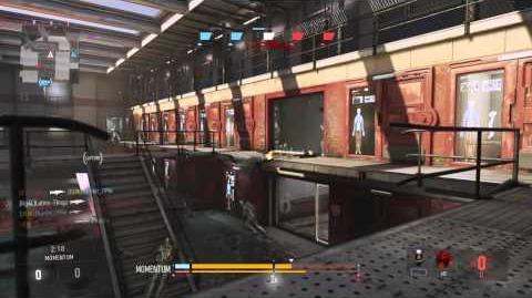CoD AW Momentum Gameplay
