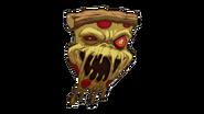 Pizza Fiend Sticker BO4