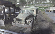 Ural 4320 Sins of the father COD4