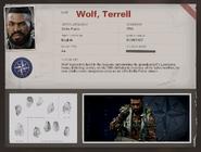 Wolf Operator Bio BOCW
