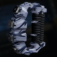 Brass Knuckles Gunsmith Model Snow Job Camouflage BO3