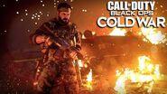 Call of Duty® Black Ops Cold War - анонсирующий трейлер
