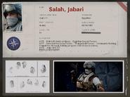 Jabari Salah Bio BOCW