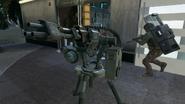 Placed Sentry Gun BOII