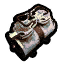 Zom hud trample steam compressor