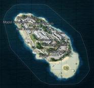 Alcatraz map Overview Season 11 CODM