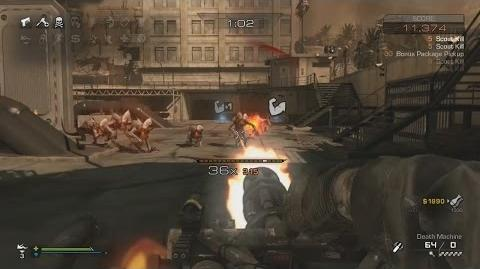 Call Of Duty Ghosts - *NEW* Exodus Chaos Mode