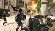 Capture the Flag Oasis MW3