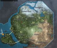 Isolated Map Overview Season 2 CODM
