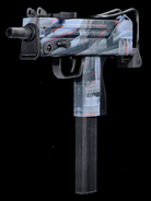 MAC-10 Glacier Gunsmith BOCW