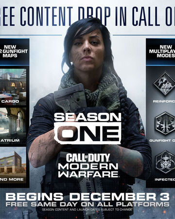 Season One Modern Warfare Call Of Duty Wiki Fandom