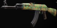 AK-47 Corrosion 1 Gunsmith BOCW