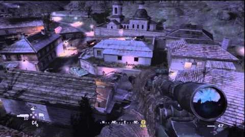Call of Duty 4 Modern Warfare - Campaign - Blackout