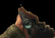 M1 Garand Sniper Scope WaW