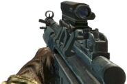 MP5K Reflex Sight BO