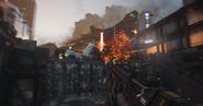 Smart Grenade Hitting target AW