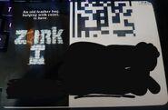 Zork PostCard15 Front PawnTakesPawn