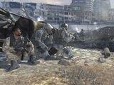 Война в Афганистане (Modern Warfare 2)