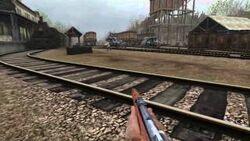 Call of Duty-Yuri entering the town of Ponyri.jpg