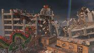 Die Rise Map Zombies BOII