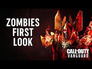 First Look at Zombies - Call of Duty- Vanguard