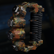 Brass Knuckles Gunsmith Model Flectarn Camouflage BO3