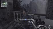 Hostage Closeup Light Em Up MW3