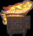 Trail Blazers Perk Machine IW
