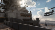 USS Texas Loading Screen 2 WWII