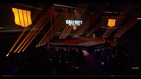 Official Call of Duty® Black Ops 4 — Community Reveal Event Livestream