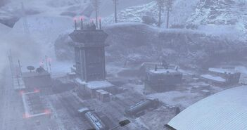Overview Outpost MW3