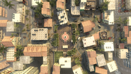 Slums aerial view BOII