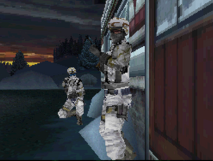 Vargas, Brewer, and Wilson breach the Gas Station MW3DS.PNG.png