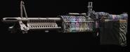 M60 Glitch Gunsmith BOCW