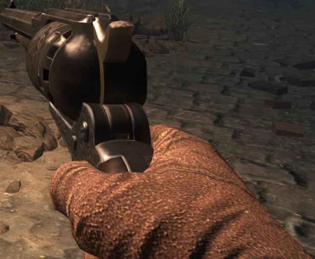 Nouveau modèle Remington de l'armée