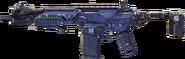 Peacekeeper MK2 model CoDMobile