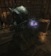 Shadows of Evil Completed Apothicon Egg on Stand BOIII