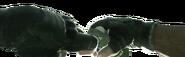 Smoke grenade trowing mw3