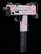 MAC-10 Cherry Blossom Gunsmith BOCW