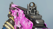 Peacekeeper MK2 First Person Bliss Camouflage BO3