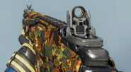 Peacekeeper MK2 First Person Flectarn Camouflage BO3