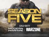 Season Five (Modern Warfare)