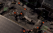 UAV view Invisible Threat MW3