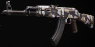 AK-47 Blockade Gunsmith BOCW
